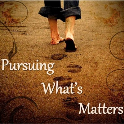 Pursuing What Matters
